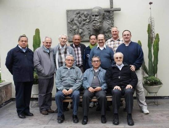 Coordenadores FP AMERICA 2011