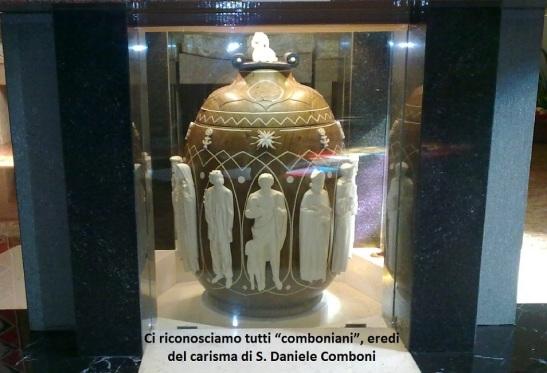 Comboniani10 - Resti di Comboni a Verona