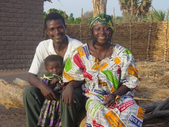 Coppia Tchad