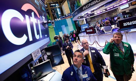 Citigroup results