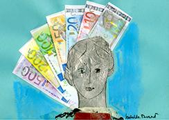 Donne e denaro