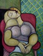 La sognatrice di Picasso