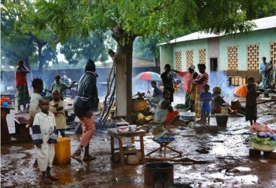 Bangui problemes-humanitaires