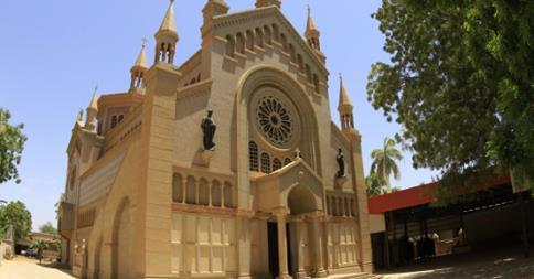 Kartum - Catedral