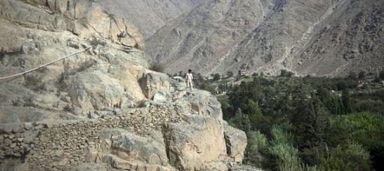 Chemins des Incas entrent au patrimoine mondial de l'Unesco11