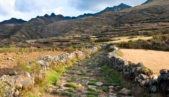 Chemins des Incas entrent au patrimoine mondial de l'Unesco7
