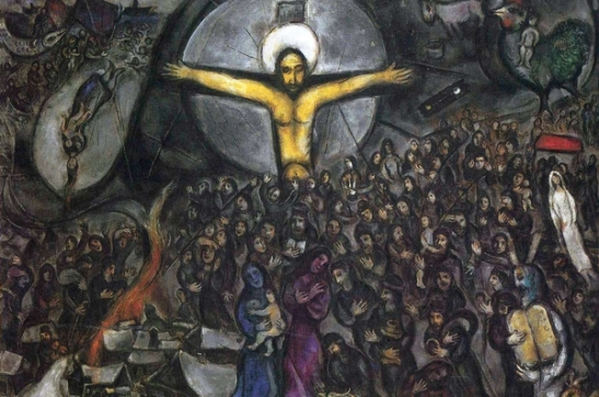 Dentro la bellezza - Marc Chagall, Exodus, 1952-1966
