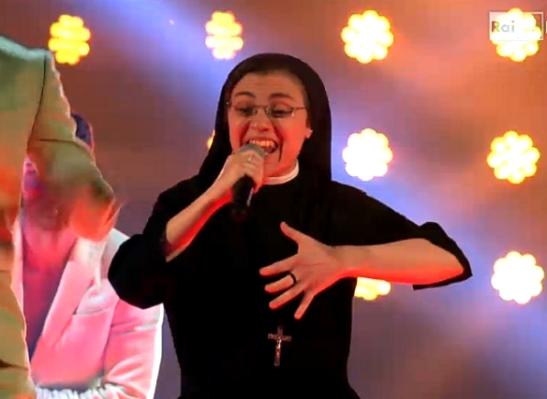 Ir. Cristina Scuccia durante a final