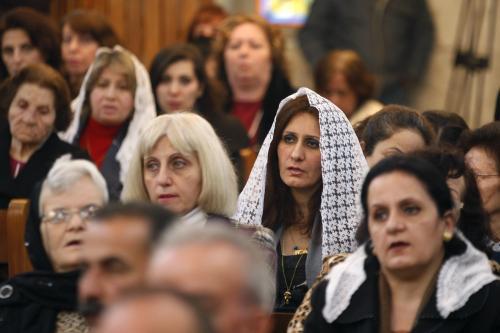 Iraq - profughi cristiani
