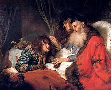 L'albero della vita (12) Issaco e Esaù
