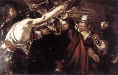 Pietro e Paolo, lo sguardo tra due santi