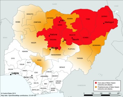 Boko Haram - attacks