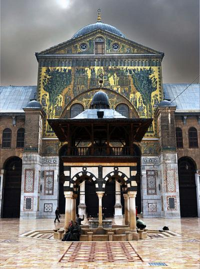 Contesting the Caliphate - The Great Umayyed Mosque of Damascus, Syria