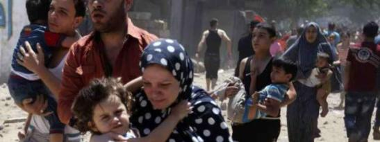 Gaza - strage della guerra13