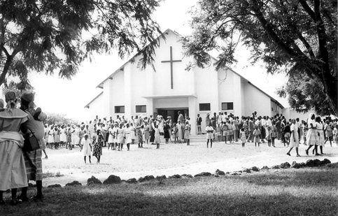 GESUITI IN ZIMBABWE