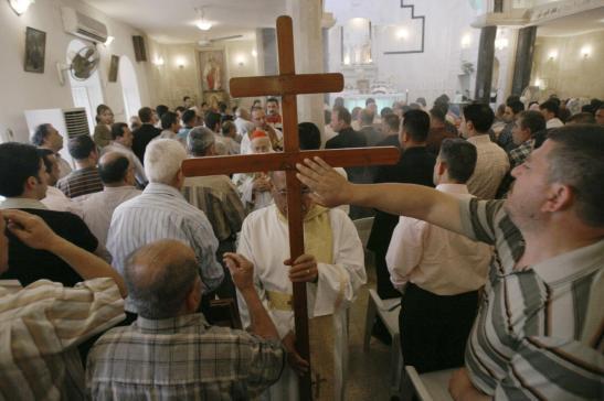 Iraq cristiani perseguitati5