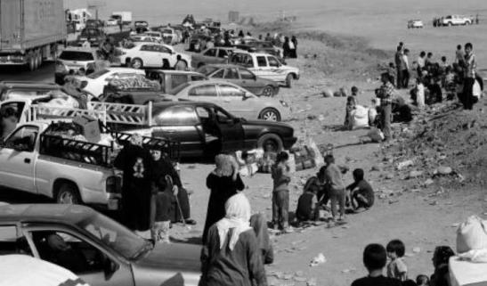 Iraq; monaci in fuga dal monastero di Benham e Sarah